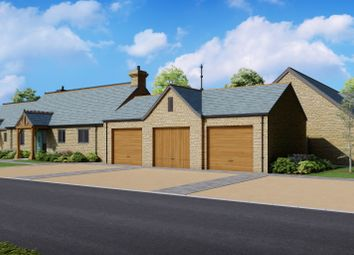 Thumbnail 3 bed detached bungalow for sale in Underhayes Court, East Chinnock, Yeovil