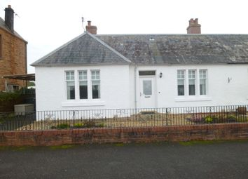 Thumbnail 2 bed semi-detached bungalow for sale in Corberry Avenue, Dumfries