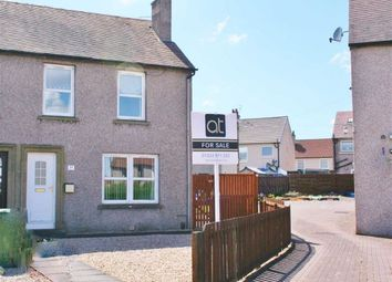 Thumbnail 2 bed semi-detached house for sale in Northfield Road, Denny, Stirlingshire