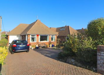 Thumbnail 3 bed bungalow for sale in Oldfield Road, Eastbourne, East Sussex
