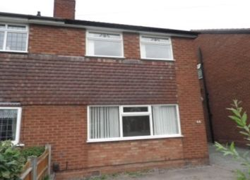 Thumbnail 3 bed property to rent in Hunter Aveune, Burntwood