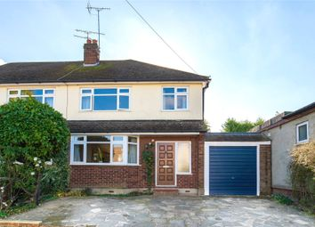 Thumbnail 3 bed semi-detached house for sale in The Chase, Ingrave, Brentwood, Essex