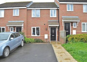 Thumbnail 3 bed terraced house for sale in Pearwood Close, Hampton, Evesham