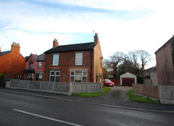 Thumbnail 4 bed detached house for sale in Station Road, Hatton, Derby