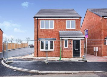 Thumbnail 4 bed detached house for sale in Woodland Street, Biddulph
