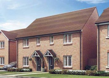 Thumbnail 3 bed semi-detached house for sale in Compton, Berkshire