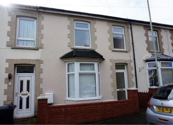 Thumbnail 4 bed terraced house for sale in Bargoed Terrace, Treharris