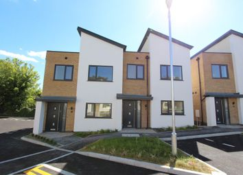 Thumbnail 3 bed semi-detached house for sale in Spring Wood Park, Sittingbourne, Kent