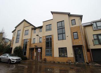 Thumbnail 3 bedroom town house to rent in Felstar Walk, Ashland, Milton Keynes