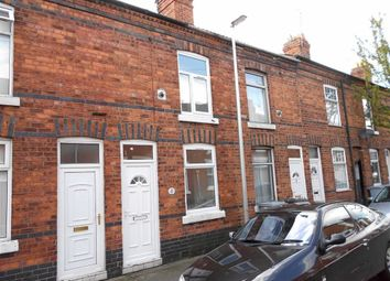 Thumbnail 2 bed terraced house for sale in Chambers Street, Crewe, Cheshire