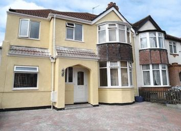 Thumbnail 5 bed semi-detached house for sale in Barton Lodge Road, Hall Green, Birmingham