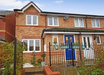 Thumbnail 2 bed semi-detached house for sale in Edgehill Close, Newbury