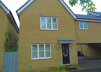 Thumbnail 3 bedroom property to rent in Sunderland Close, Norwich