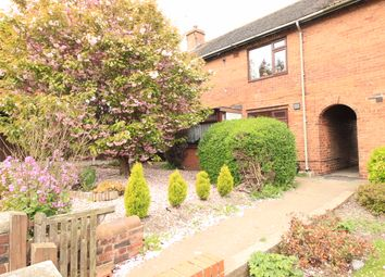 Thumbnail 3 bed town house for sale in Bishops Walk, Church Warsop, Mansfield
