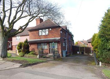 Thumbnail 3 bedroom semi-detached house for sale in Shenley Fields Road, Weoley Castle, Birmingham