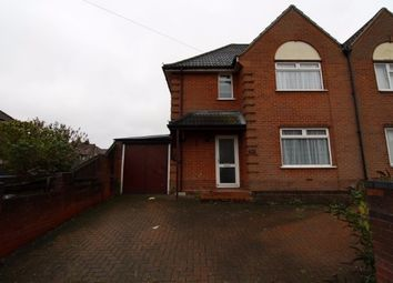 Thumbnail 3 bedroom end terrace house to rent in Landseer Road, South East, Ipswich
