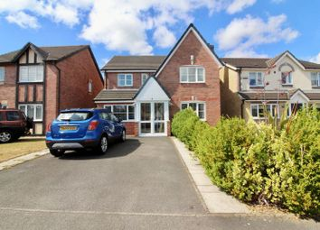 Thumbnail 4 bed detached house for sale in Clos Rhedyn, Ely, Cardiff