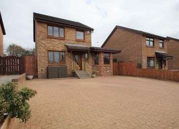 Thumbnail 4 bed detached house for sale in Castle View, Newmains