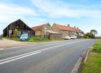 Thumbnail 4 bed farmhouse for sale in Normanby, Whitby