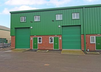 Thumbnail Light industrial to let in Unit 3, Fusion Business Park, Lidice Road, Goole
