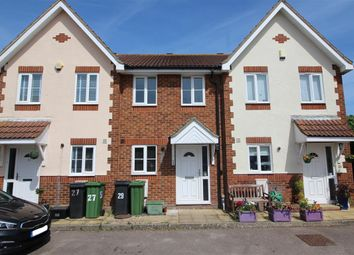 Thumbnail 2 bed terraced house for sale in Piltdown Way, Eastbourne