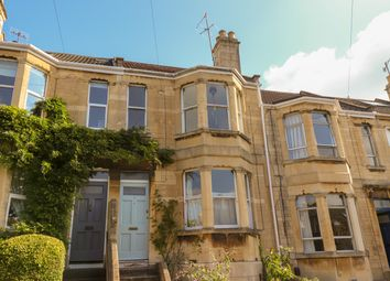 Thumbnail 3 bed terraced house for sale in First Avenue, Oldfield Park, Bath