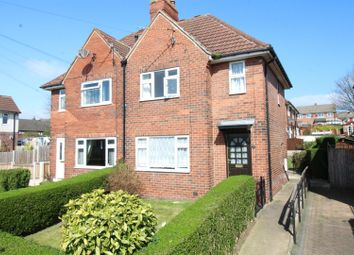 Thumbnail 2 bed semi-detached house for sale in Green Lea, Oulton, Leeds