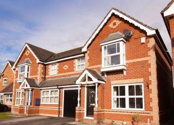 Thumbnail 3 bed semi-detached house for sale in 58 Mile Stone Meadow, Euxton
