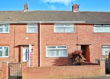 3 bed terraced house for sale in Porrett Close, Hartlepool TS24
