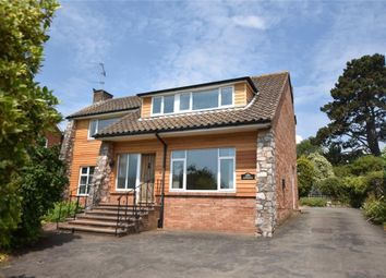Thumbnail 4 bed detached house for sale in Maer Vale, Exmouth, Devon