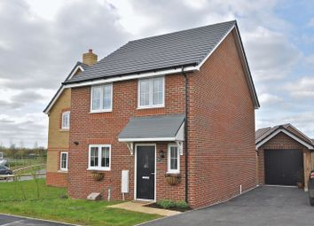 Thumbnail 4 bed detached house for sale in Hawthorn Close, Honeybourne, Evesham