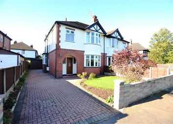 Thumbnail 3 bed semi-detached house for sale in May Avenue, Maybank, Newcastle