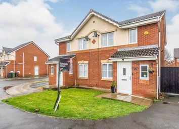 Thumbnail 3 bed semi-detached house for sale in Ruby Close, Litherland, Liverpool, Merseyside