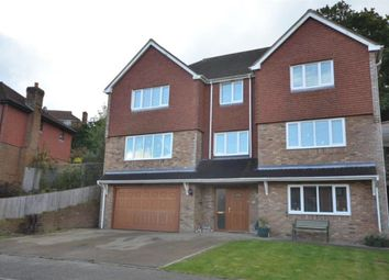 Thumbnail 5 bed detached house for sale in Eisenhower Drive, St. Leonards-On-Sea