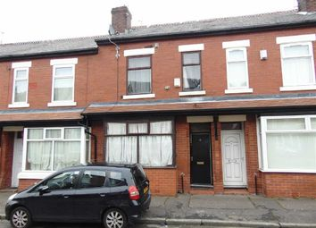 Thumbnail 3 bed terraced house for sale in Herschel Street, Moston, Manchester