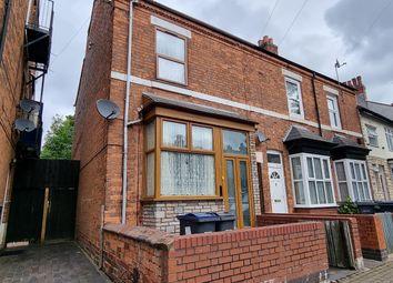 Thumbnail 3 bed property to rent in Antrobus Road, Handsworth, Birmingham
