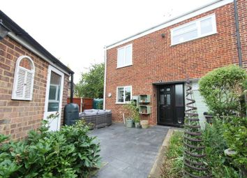 Thumbnail 3 bed end terrace house for sale in Hatchfields, Great Waltham, Chelmsford