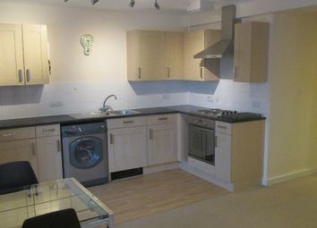 Thumbnail 1 bed flat to rent in Upper York Street, Earlsdon, Coventry