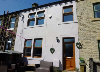 Thumbnail 2 bed terraced house for sale in Chapel Street Scapegoat Hill, Golcar, Huddersfield