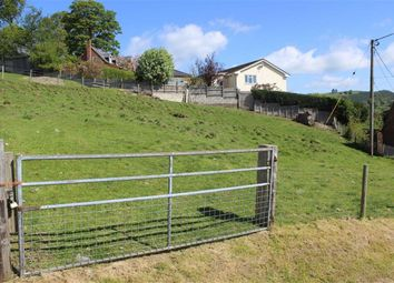 Thumbnail Land for sale in Plot 5, Bron Y Gaer, Llanfyllin, Powys