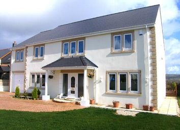 Thumbnail 5 bed property for sale in Heol Hen, Five Roads, Nr Llanelli