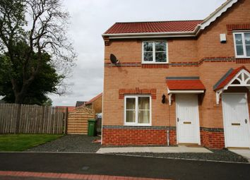 Thumbnail 2 bed semi-detached house to rent in Hetherset Close, Havelock Park, Sunderland