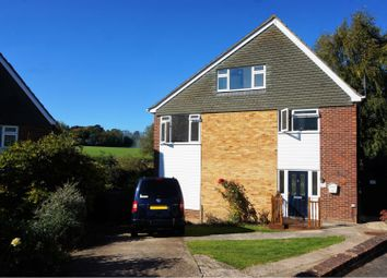 Thumbnail 5 bed detached house for sale in Warden Mill Close, Maidstone
