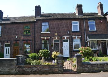 Thumbnail 2 bed terraced house for sale in Bradwell Lane, Newcastle-Under-Lyme