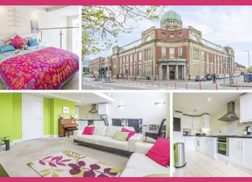 Thumbnail 2 bedroom flat for sale in Clarence Place, Newport