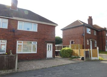 Thumbnail 3 bed semi-detached house to rent in Glebe Avenue, Pinxton, Nottingham