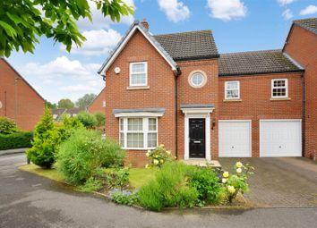 Thumbnail 4 bedroom semi-detached house for sale in Langstone Ley, Welwyn Garden City