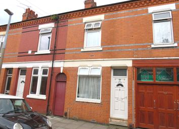 Thumbnail 3 bed terraced house for sale in Donnington Street, Highfields, Leicester
