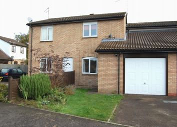 Thumbnail 2 bed semi-detached house to rent in Smiths Way, Alcester