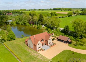 Thumbnail 7 bed property for sale in Hockering, Dereham